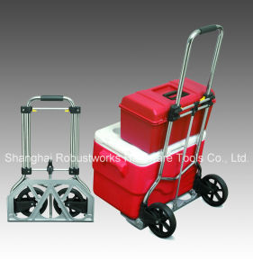 Heavy Duty Foldable Hand Truck (HT022AP-1) pictures & photos