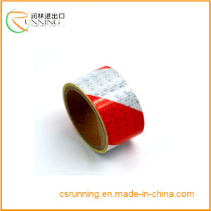 Custom Printed PVC Reflective Safety Tape pictures & photos