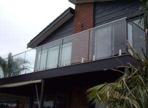 China Glass Railing for Balcony/Decking pictures & photos