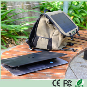 New USB Power Panel External Solar Battery Charger Phone Outdoor Backpack (SB-168) pictures & photos