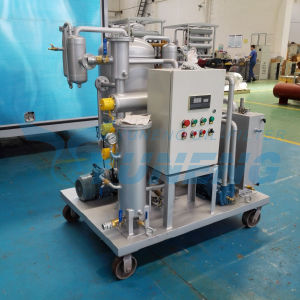 Compressor Oil Lubricant Oil Filter Machine pictures & photos