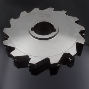 Side and Face Milling Cutter Surface Milling with Carbide Insert pictures & photos