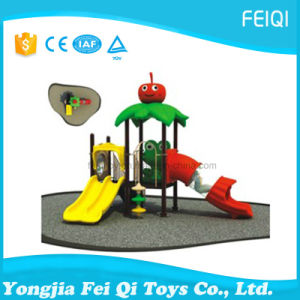 New Design Supplier Castle Playground Air to Slide Nature Series (FQ-YQ-01001) pictures & photos