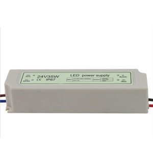 IP67 Plastic LED Driver 12V35W pictures & photos