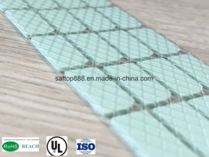 Ultra Thin Heat Conductive Pad 3.5W for LED RoHS Heatsink Pad Thermal Pad No MOQ Free Sample pictures & photos