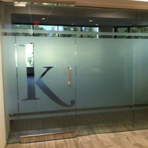 Wholesale Privacy Window Film Vinyl Frost Window Film for Office pictures & photos