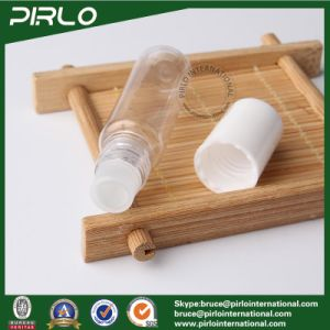 7ml Pet Essential Oil Plastic Roll on Bottle with Roller and Cap Cheap Empty Perfume Roll on Bottle 7ml Deodorant Roll on Bottle pictures & photos