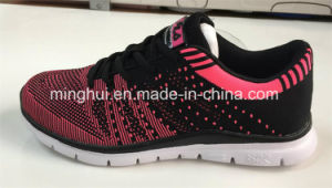 Brand Fly Knit Light Weight Sport Shoes Running Shoes Sneakers pictures & photos