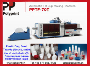 Disposable PS Cup Making Machine pictures & photos