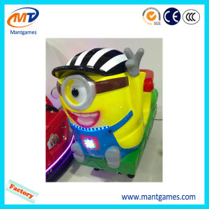 Hot Selling Coin Operated Ride on Arcade Game Machine Minions pictures & photos