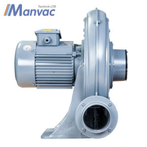 Large Air Flow Turbo Blower for Plastic Film Blowing System pictures & photos