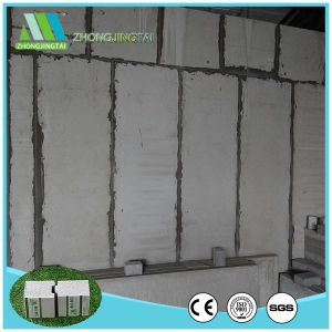 Zjt Customized Precast EPS Cement Sandwich Panel for Hospital pictures & photos