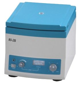 Laboratory Centrifuge with Blue Plastic Shell 80-2b pictures & photos