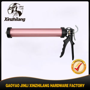 Heavy Duty Sausage Caulking Gun for Glass Sealeant pictures & photos