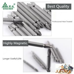 High Quality S2 Material Phillips Power Bits Magnetic pictures & photos