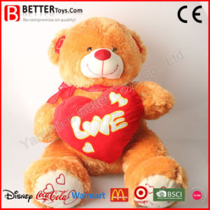 Valentine Gift Plush Stuffed Animal Soft Teddy Bear Toy pictures & photos
