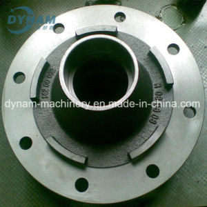 Brake Drum by Ductile Iron Sand Casting with CNC Machining Auto Parts From China pictures & photos