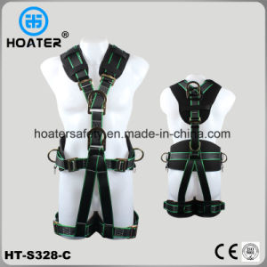 Full Body Rope Harness with Waist Belt pictures & photos