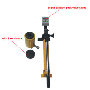 Digital Display Concrete Anchor Tensiometer pictures & photos
