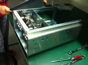 Sheet Metal Custom-Designed CNC Laser Cutting CNC Cutting pictures & photos