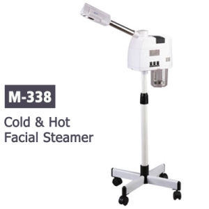 M-338 Most Popular Hot & Cold Ozone Facial Steamer with Stand pictures & photos