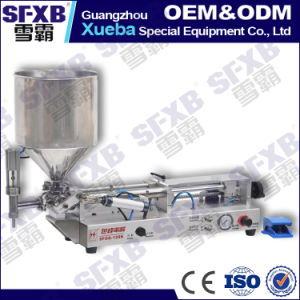 Sfgg-120 Full-Pneumatic Semi Automatic Paste Filling Machine pictures & photos