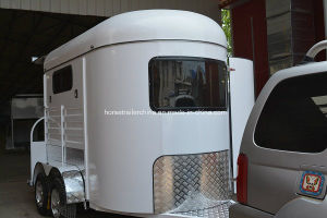 Manufacturer Supplier Acceptance OEM Horse Trailer pictures & photos