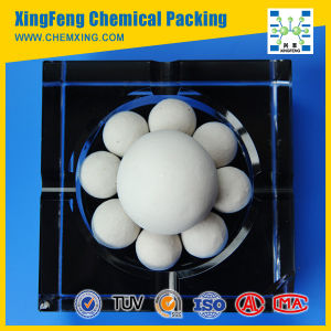 99% High Alumina Ball for Industrial Gas Catalyst Carrier pictures & photos