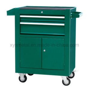 Heavy Duty Steel Drawers Roll Tools Cabinet Cart pictures & photos