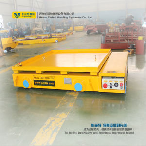 High Temperature Proof Ladle Handling Vehicle pictures & photos