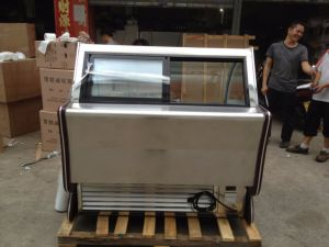 China Produce Maikeku Ice Cream Showcase Tk-12 Factory Price pictures & photos