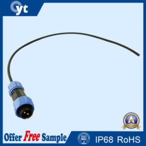 LED Connector Plug in Switch Integrated Connection Wire pictures & photos