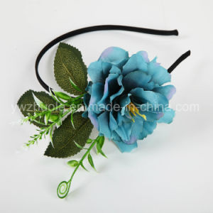 Artificial Flower Hairband for Decoration