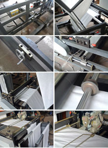 Full Automatic Nonwoven Rice Bag Making Machine pictures & photos