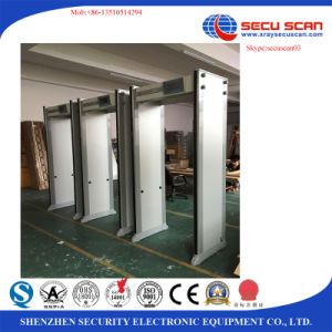 33 zones archway metal detectors for airport, government agencies, events pictures & photos