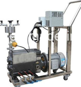 Vertical Claw Four-Stage Oil Free Dry Vacuum Pump (DCVS-15U1/U2) pictures & photos