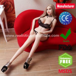 Real Silicone Sex Doll for Man with Ce Approved 5FT5 pictures & photos