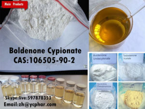 Muscle Building Steroid Raw Powder Boldenone Acetate CAS: 2363-59-9 pictures & photos