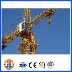 Good Performance China Supplier Qtz40 Topkit Tower Crane Price pictures & photos