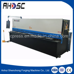 QC12y Series Plate Sheet Metal Shearing Machine (4*2500) pictures & photos