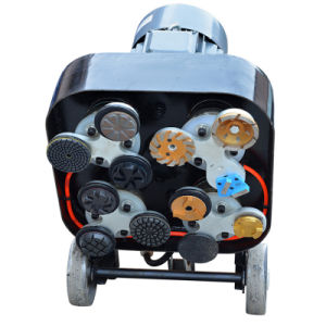 Concrete Floor Grinding Machine / Floor Grinder pictures & photos