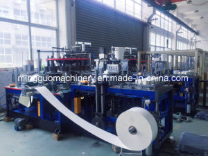 Bigger Bowl Paper Bucket Making Machine for Kfc pictures & photos