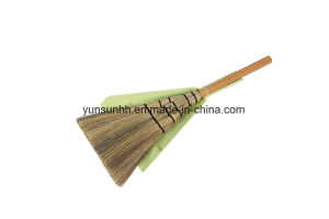 Cleaning Mini Dustpan & Mang Grass / Palm Broom Set pictures & photos