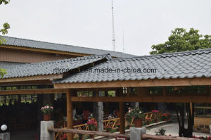 High Quality ASA Synthetic Resin Roofing Tile pictures & photos