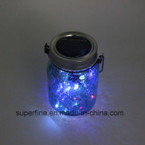 LED Solar Firefly Jar Decorative Outdoor Lights for Home Decoration pictures & photos