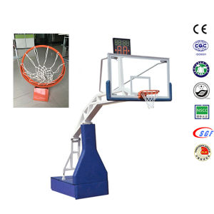 Community Basketball Stand, Public Customized Size Basketball Stand pictures & photos