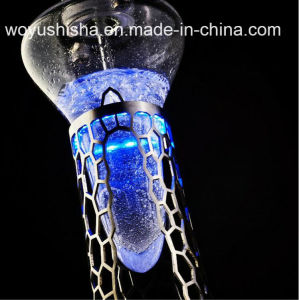 1 Set Stainless Steel Frame LED Hookah pictures & photos