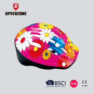 Kids Bicycle Helmet with 14 Ventilation Holes pictures & photos