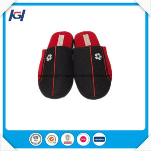 Hot Selling High Quality Soft Boys Sleeping Bedroom Slippers pictures & photos