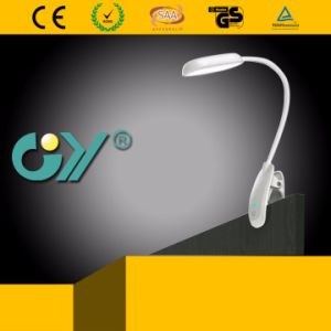 U17 LED Portable Folding LED Rechargeable Desk Lamp pictures & photos